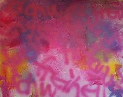 Gerlinde Kosina, Freiheit, 80 x 100 cm Mischtechnik auf Leinwand, 2011