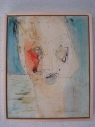 Hannes Neuhold, Im Sonnenwind, 40 x 50 cm, Mischtechnik auf Leinwand