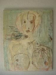 Hannes Neuhold, O.T., 80 x 100 cm, Mischtechnik auf Leinwand
