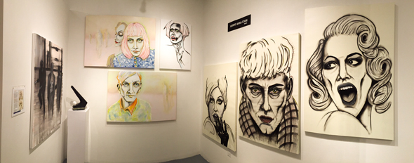 Herwig Maria Stark, PASSION AND ALLURE at Art Fusion Galleries, Miami