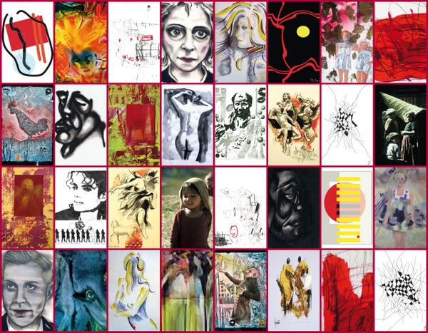 Eine kleine Auswahl aus dem Ausstellungsprogramm von STORYTELLER II