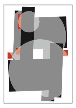 Robert Richardson, CONSTRUCTIVE ART 47, digital art/ink on paper, 30 x 21 cm, 2015