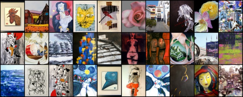 ANGEBOT Ausstellung GASTSPIEL auf artinfo24.com