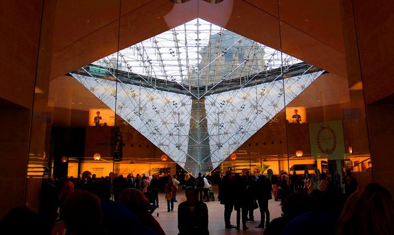 Carousel du Louvre, Paris
