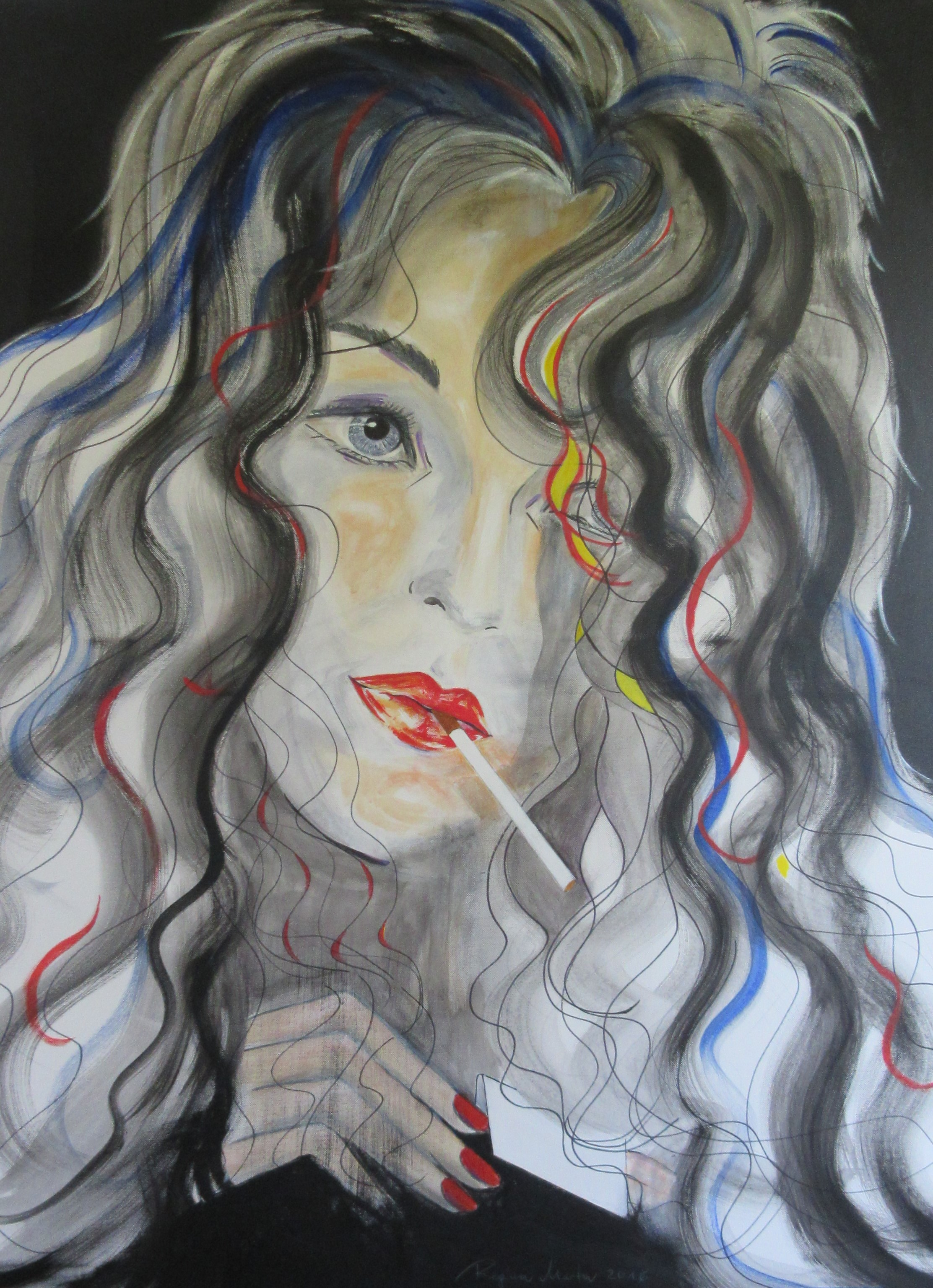 REGINA MERTA – Salon International d\'Art Contemporain ...