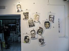 Herwig Maria Stark, Galerija AB, Maglaj, Bosnien Herzegowina