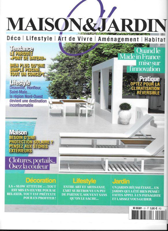 MARY BRILLI – Präsentation im Magazin C\'Maison & Jardin | BIENNALE ...