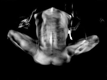 Manfredo Weihs, polaroid, black & white analogphoto, POL - O14, 2000-2016, printed on Hahnemuehle fine art photo rag print (308g/m2), printed with 2 cm white border, paper size 84 x 64 cm, image size 80 x 60 cm, limited edition of 13 + 2 ap.