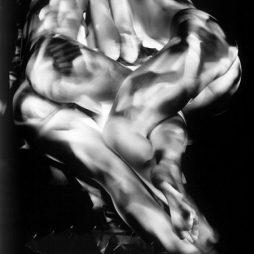 Manfredo Weihs, polaroid, black & white analogphoto, POL - O35, 2000-2016, printed on Hahnemuehle fine art photo rag print (308g/m2), printed with 2 cm white border, paper size 64 x 84 cm, image size 60 x 80 cm, limited edition of 13 + 2 ap.