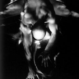 Manfredo Weihs, polaroid, black & white analogphoto, POL - 232, 2000-2016, printed on Hahnemuehle fine art photo rag print (308g/m2), printed with 2 cm white border, paper 64 x 84 cm, image size 60 x 80 cm, limited edition of 13 + 2 ap.