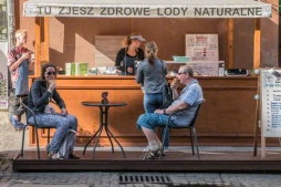 Robert Richardson, POLAND 1, Photography, 28 x 43 cm, 2017